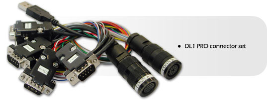 DL1 Pro Connector set