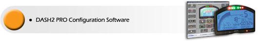 Configuration Software DASH2 PRO